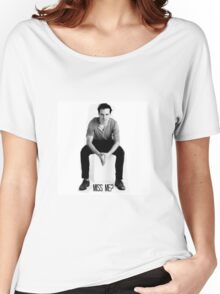 Jim Moriarity - Miss Me? Women's Relaxed Fit T-Shirt