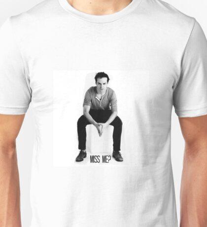 Jim Moriarity - Miss Me? Unisex T-Shirt
