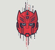 Autobot Logo / Prowl (solid color) Unisex T-Shirt
