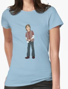 Robert Carlyle - Dr. Nicholas Rush Womens Fitted T-Shirt
