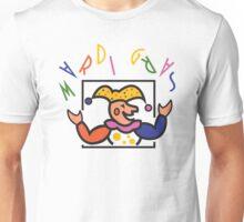 Mardi Gras Jester New Orleans NOLA Unisex T-Shirt