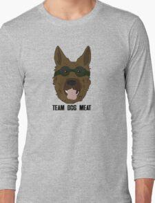 Team Dog Meat Long Sleeve T-Shirt