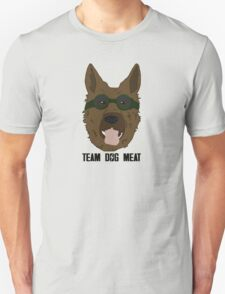 Team Dog Meat Unisex T-Shirt