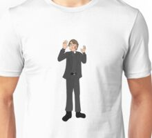Robert Carlyle - Father MacAvoy Unisex T-Shirt