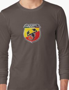 Abarth Long Sleeve T-Shirt