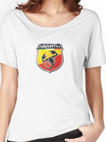Abarth Women's Relaxed Fit T-Shirt