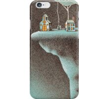 The Secluded Community iPhone Case/Skin