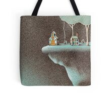 The Secluded Community Tote Bag