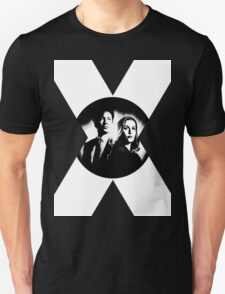 ♥♥♥ MULDER & SCULLY X FILES ♥♥♥ Unisex T-Shirt