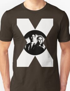 ♥♥♥ MULDER & SCULLY X FILES ♥♥♥ T-Shirt