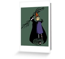 The Shadow of the Beast Greeting Card