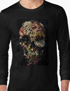 Smyrna Skull Long Sleeve T-Shirt