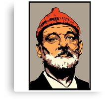 "Bill Murray "" Air Painting "" Canvas Print"