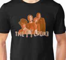 The IT Crowd - ORANGE CRT Glow  Unisex T-Shirt