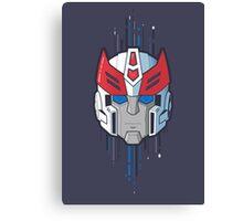 Autobot Logo / Prowl Canvas Print