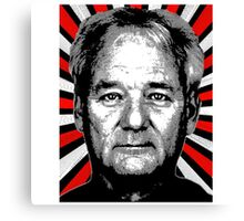 "Bill Murray ""Life"" Canvas Print"