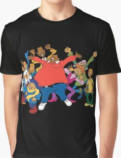 Fat Albert Graphic T-Shirt