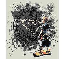 Sora heart world Photographic Print