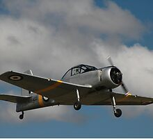 CAC Winjeel Climb-out, Tyabb Airshow 2012 by muz2142