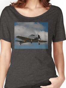 CAC Winjeel Climb-out, Tyabb Airshow 2012 Women's Relaxed Fit T-Shirt