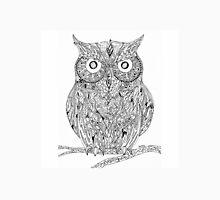 Doodle Owl Unisex T-Shirt