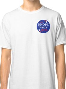 Vote Knope 2016 Classic T-Shirt