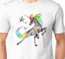 Ninja Rainbow Unicorn Unisex T-Shirt