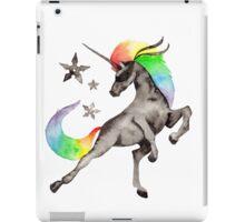 Ninja Rainbow Unicorn iPad Case/Skin