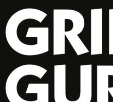 I am a grill guru! Sticker