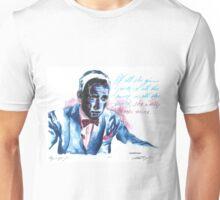 Humphrey Bogart from Casa Blanca Unisex T-Shirt
