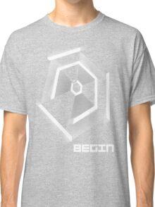 Hyper Hexagonest Begin Classic T-Shirt