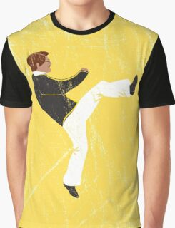 Hayden High Kick (V3) Graphic T-Shirt