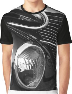 1939 Ford Coupe Graphic T-Shirt