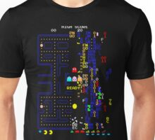 Pac-Man Killscreen Unisex T-Shirt