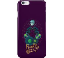 Deep in the Groove iPhone Case/Skin