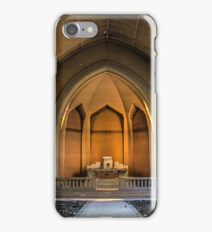 Abandoned Church iPhone Case/Skin