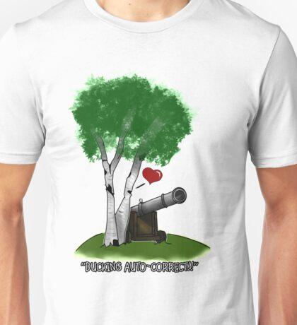 """Birches love cannons"" Unisex T-Shirt"