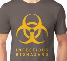 Infectious Biohazard  Unisex T-Shirt