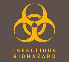 Infectious Biohazard  Unisex T-Shirt