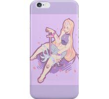 Sword Pearl iPhone Case/Skin