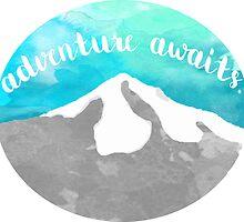 Adventure awaits by dosshainz