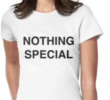 NOTHING SPECIAL Womens Fitted T-Shirt