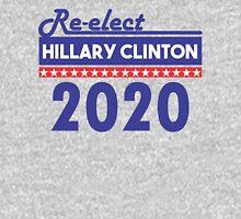 Re-Elect Hillary Clinton Bold 2020 Unisex T-Shirt