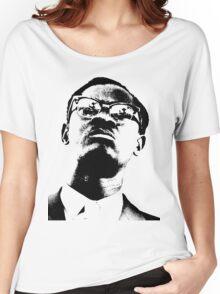 Patrice Lumumba Women's Relaxed Fit T-Shirt