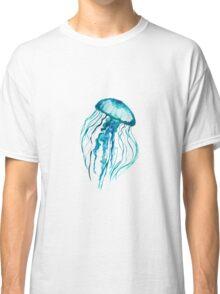 Watercolor Jellyfish Classic T-Shirt