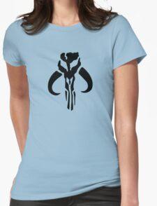 Mandalorian (black) Womens T-Shirt