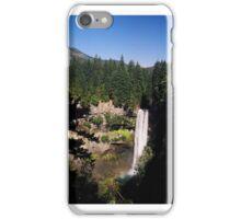 Brandywine Falls, Whistler, British Columbia iPhone Case/Skin