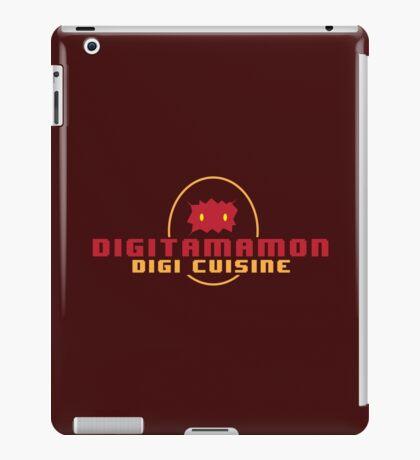 Digitamamon Digi Cuisine iPad Case/Skin