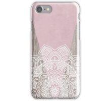 Lace trim iPhone Case/Skin