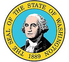 Washington State Photographic Print